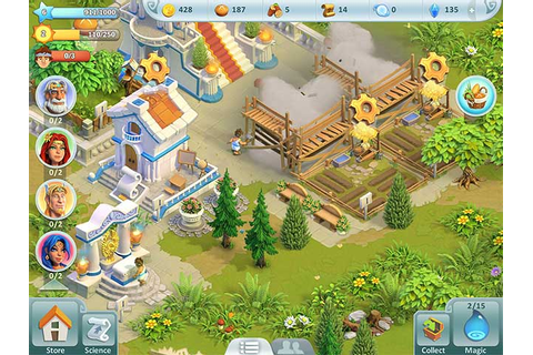 Divine Academy > Download PC Game