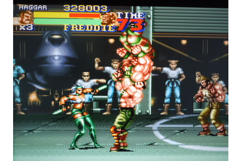 roms snes final fight 2