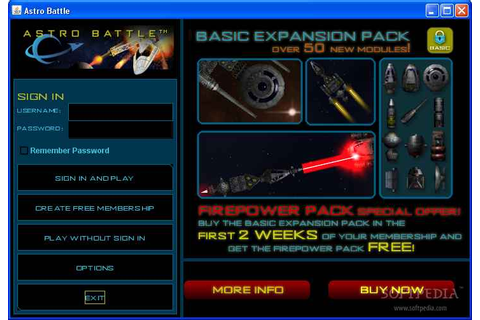 Astro Battle Game Free Download