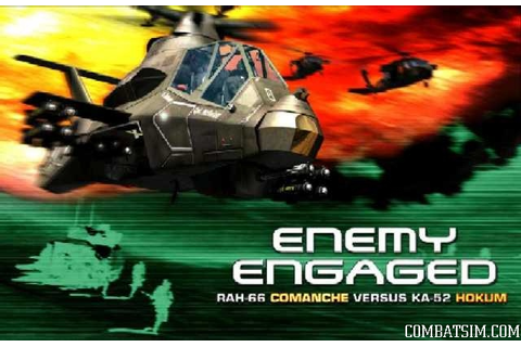 COMBATSIM.COM: Enemy Engaged RAH-66 Comanche vs. Ka-52 ...