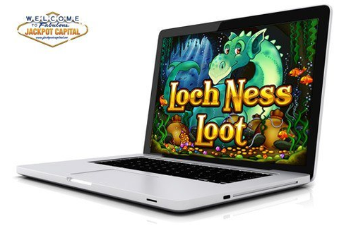 Game Of The Month: Loch Ness Loot! - Jackpot Capital ...