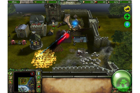 Stronghold Legends Screenshots, Pictures, Wallpapers - PC ...