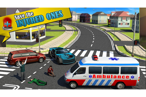 Ambulance Rescue Simulator 3D - Gameplay Android [1080p ...