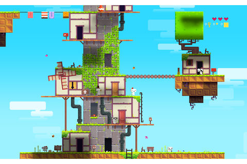 Fez cost over half a million to make | GamesReviews.com