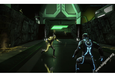 Tron Evolution - Download Free Full Games | Arcade ...