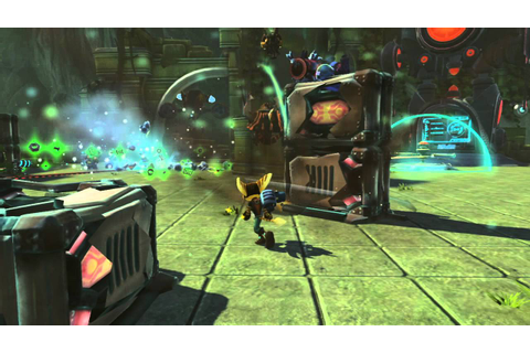 Ratchet & Clank: Full Frontal Assault / Q-Force GamesCom ...