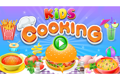 Cooking in the Kitchen 🍜 Best Cooking Games For Kids To ...