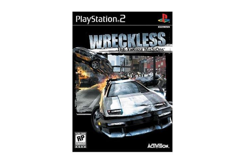 Wreckless: The Yakuza Missions Game - Newegg.com