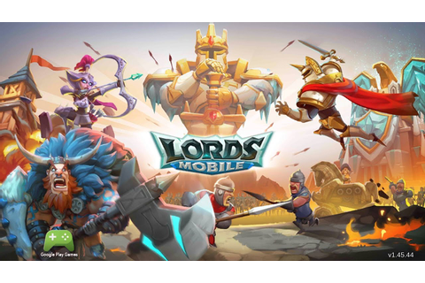 Lords Mobile Update New Baron Event and Castle Skins, Your ...