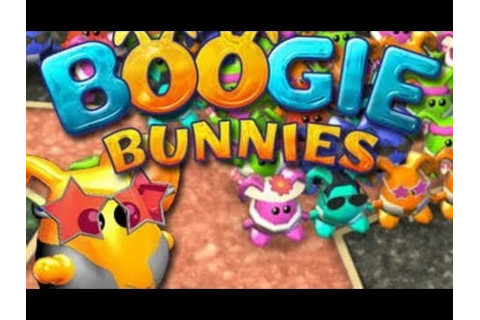 Boogie Bunnies (PC GAME) - YouTube