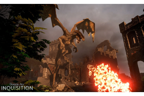 Dragon Age Inquisition's 'Dragonslayer' DLC is its best ...