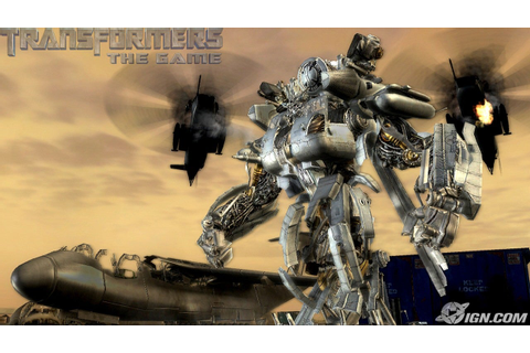 Transformers Screenshots, Pictures, Wallpapers - Xbox 360 ...