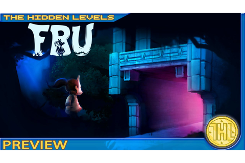 Fru Preview and Gameplay (Xbox One) - YouTube