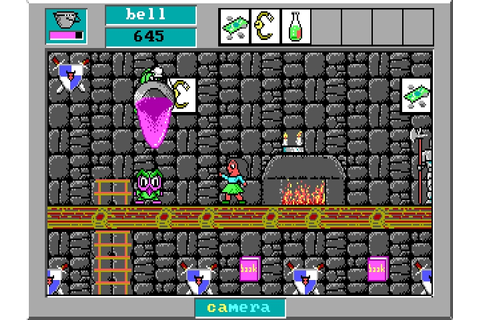Download Word Rescue | DOS Games Archive