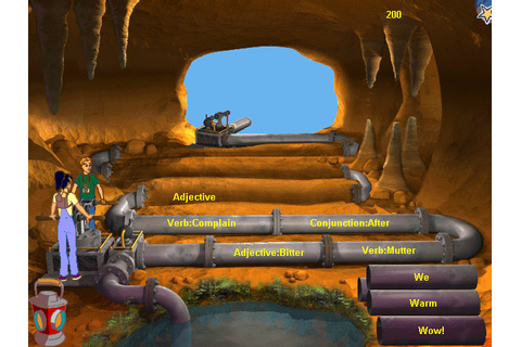 JumpStart Adventures 4th Grade: Sapphire Falls - Old Games ...
