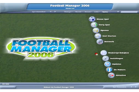 Championship Manager 2006 Download Game | GameFabrique