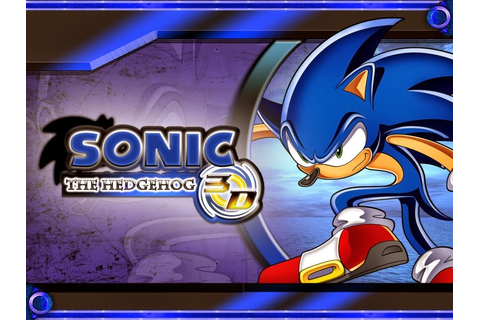 Sonic The Hedgehog 3D 0.3 Free Download For Windows pc ...