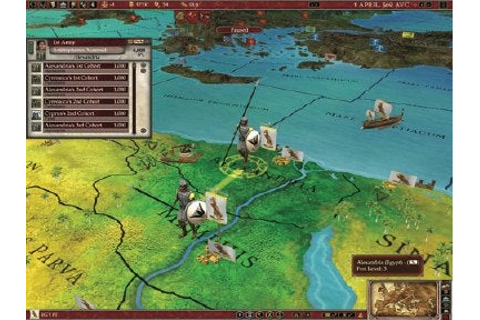 Europa Universalis: Rome game ships for Mac | Macworld