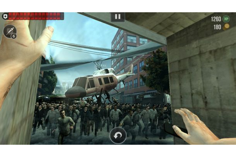 Unreal-Powered World War Z Game Revealed for Phones and ...