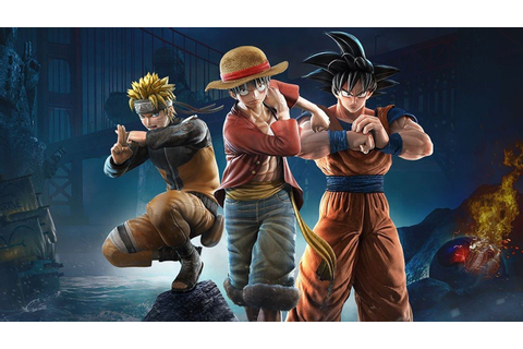 Jump Force updates for 2019 announced | Eneba