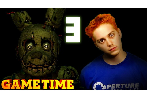 FIVE NIGHTS AT FREDDYS 3 HAS ARRIVED! (Gametime w/ Smosh ...