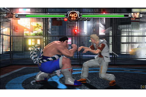 Virtua Fighter 5: Final Showdown - PlayStation 3 Review ...