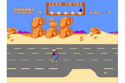 Road Runner (video game) - YouTube