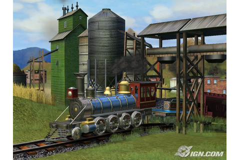 Sid Meier's Railroads! Screenshots, Pictures, Wallpapers ...