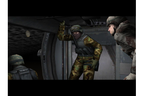 CTU: Marine Sharpshooter Download (2003 Arcade action Game)