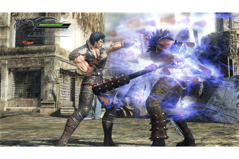 [PS3] Fist of the North Star: Ken's Rage ~ Hiero's ISO ...