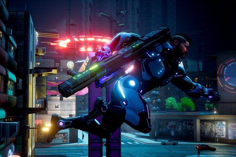 Crackdown 3 delayed to 2018 - Polygon
