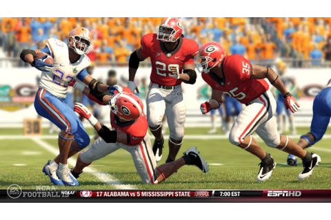 NCAA Football 13 Review - GameRevolution