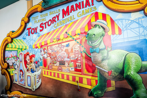 Toy Story Mania DisneySea Review | The Wacky Duo ...