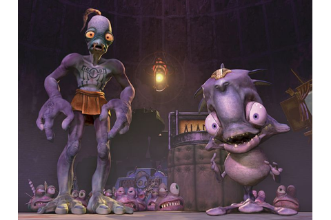 127 best images about Abe Oddysee on Pinterest | Video ...