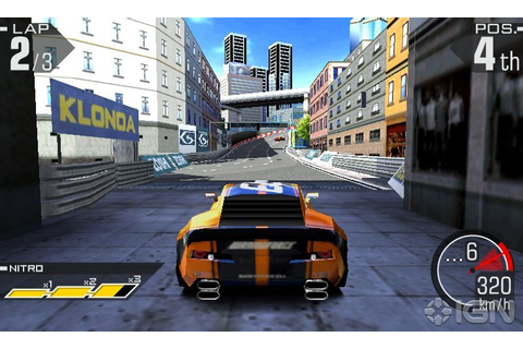 Ridge Racer Screenshots, Pictures, Wallpapers - Nintendo ...