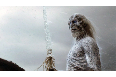 Monsters & Beasts Database: White walker (Game of Thrones)