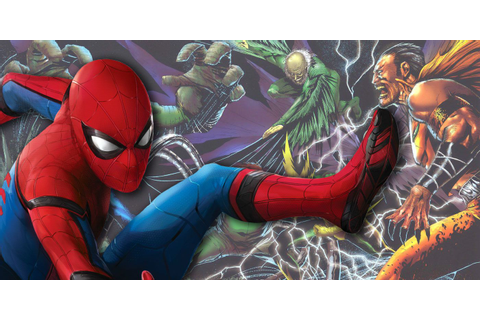 Spider Man Far From Home Sinister Six – Free Download Game