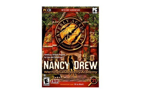 Nancy Drew: Warnings at Waverly Academy PC Game - Newegg.com