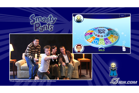 Smarty Pants Screenshots, Pictures, Wallpapers - Wii - IGN