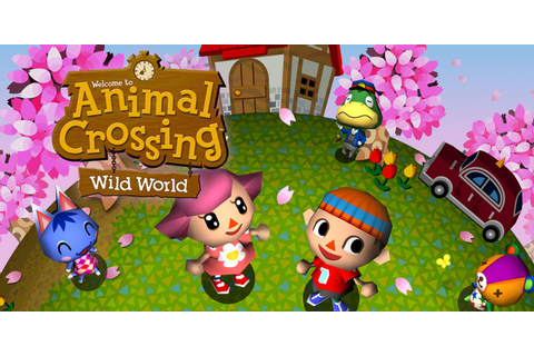 Animal Crossing: Wild World | Nintendo DS | Games | Nintendo