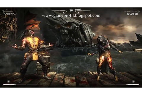 Download Mortal Kombat X Game PC