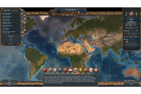 Europa Universalis IV on Steam