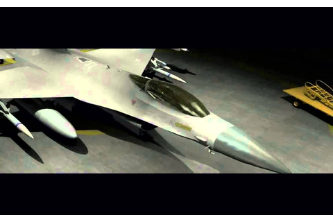 F-16 Multirole Fighter - Overview - YouTube