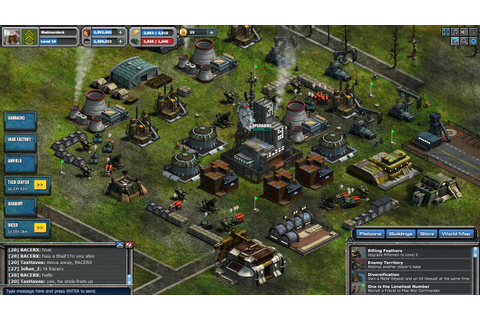 War Commander (Facebook Game) Review | The Curious Mind of ...