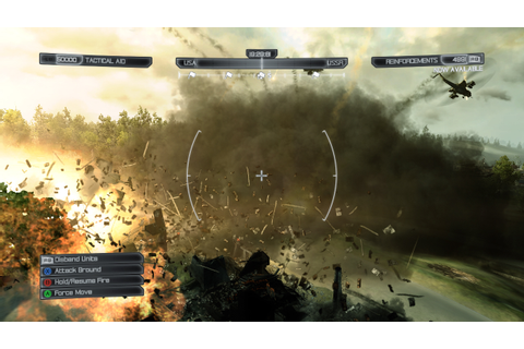 World in Conflict Screenshots - Video Game News, Videos ...