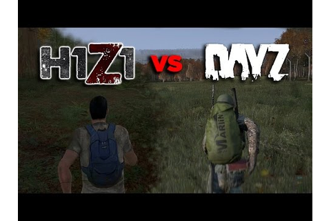 H1Z1 vs. DayZ - Which Zombie Survival Game Is Right For ...