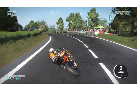 Ride 2 - Gameplay Ulster GP - YouTube