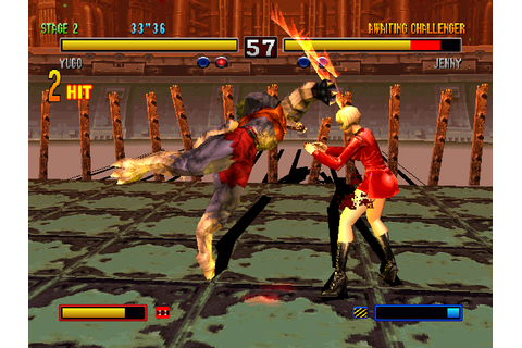 Descargar Bloody Roar 2 [Portable] | Games X Fun