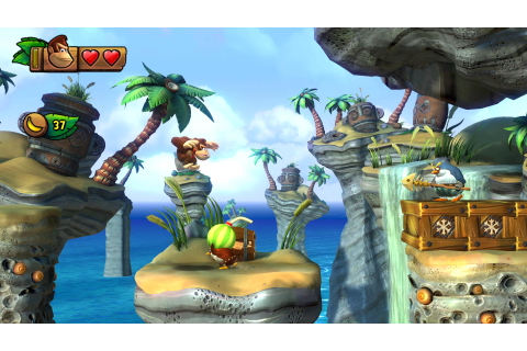 "Donkey Kong Country Tropical Freeze Review- ""Funk, Soul ..."