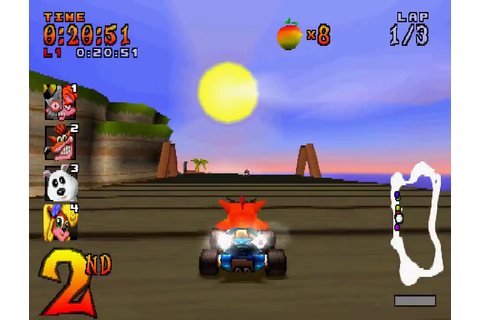 Crash Team Racing Download Game | GameFabrique